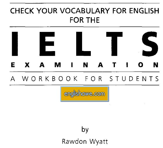 تحميل كتاب Check Your Vocabulary For English for IELTS 110