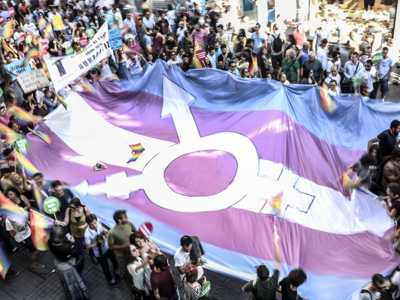 Denmark is the first country that define being transgender as a mental illness 42-tra10