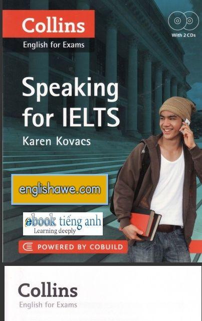 حصريا تحميل Collins For IELTS with Audio للايلتس استماع وكتابة وقراءة وتحدث Speaki10