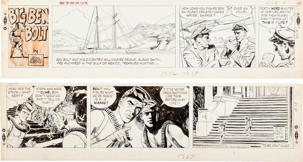 """""""Quatre boules de cuir"""" (Big Ben Bolt) - Page 2 Bigben10"""
