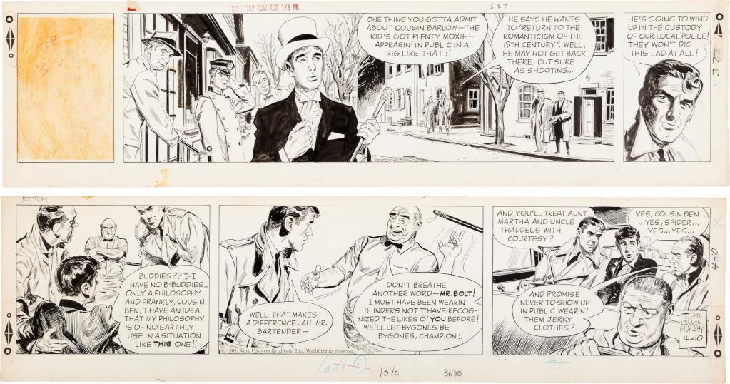 """""""Quatre boules de cuir"""" (Big Ben Bolt) - Page 2 Bigben11"""