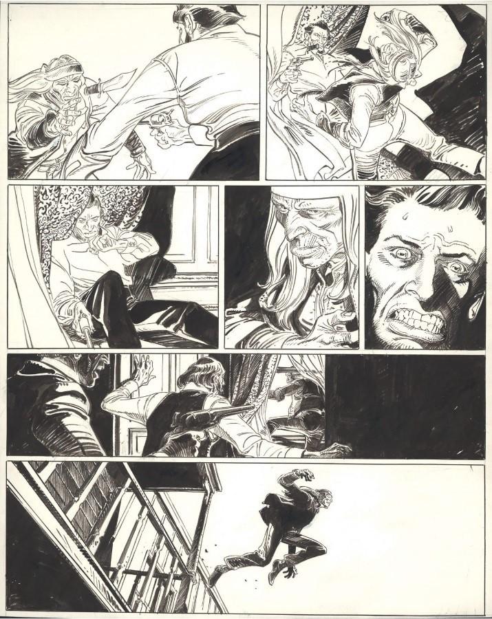Francois Boucq, un style oscillant entre réalisme cru et humour absurde - Page 3 Boucqb11