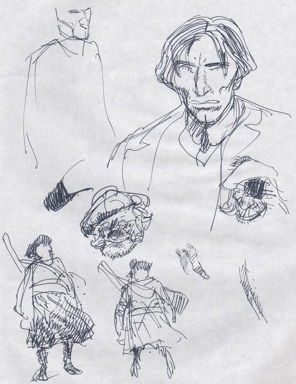 Francois Boucq, un style oscillant entre réalisme cru et humour absurde - Page 3 Boucqe10