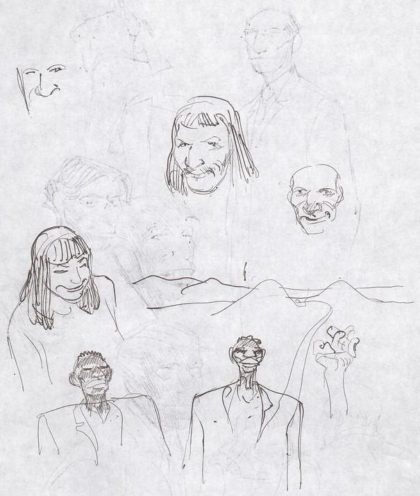 Francois Boucq, un style oscillant entre réalisme cru et humour absurde - Page 3 Boucqe12
