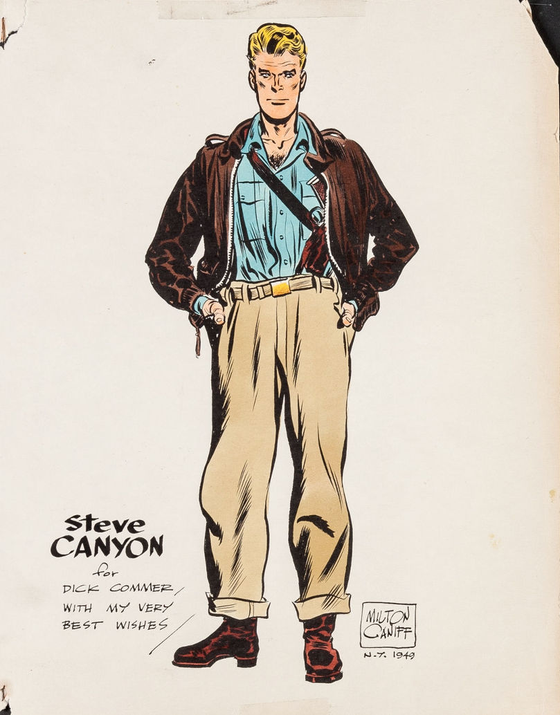 Milton Caniff - Page 5 Caniff11