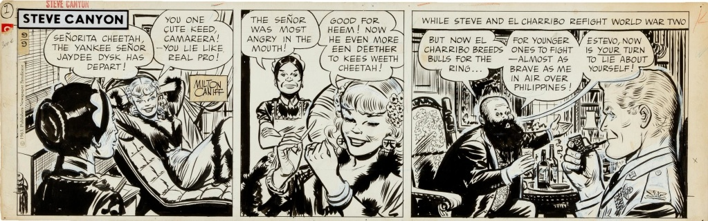 Milton Caniff - Page 5 Caniff19