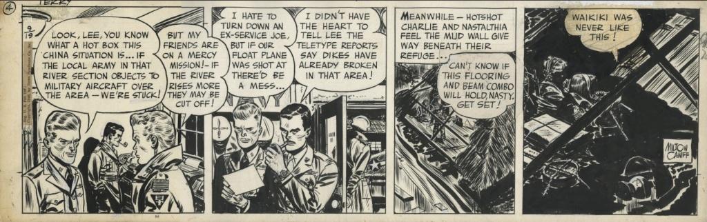 Terry et les pirates de Milton CANIFF - Page 7 Caniff26
