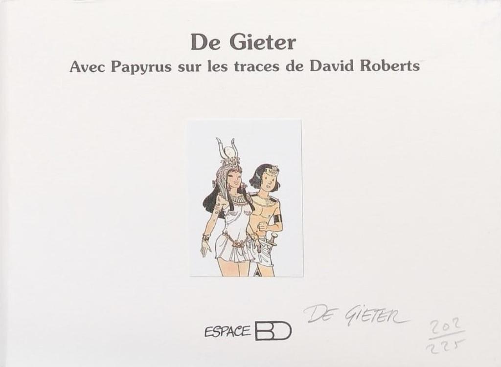 Papyrus par De Gieter - Page 3 De_gie10