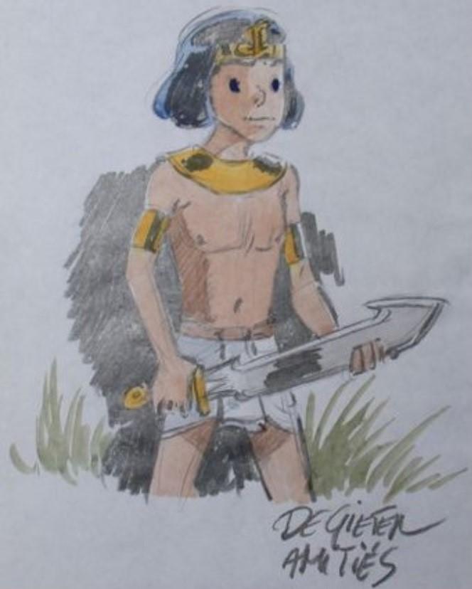 Papyrus par De Gieter - Page 3 De_gie12