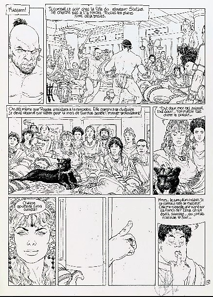 Murena a t-il remplacé Alix ? - Page 6 Delaby11