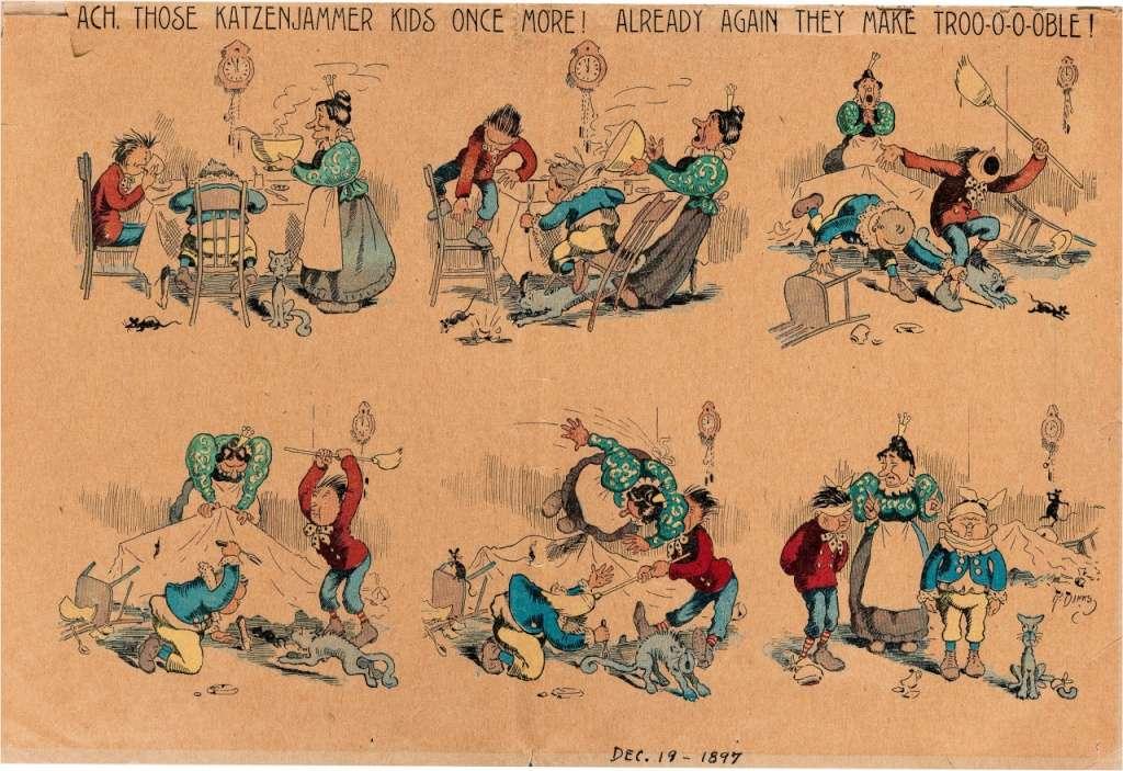 The Katzenjammer Kids (Pim Pam Poum) - Page 5 Dirksn11