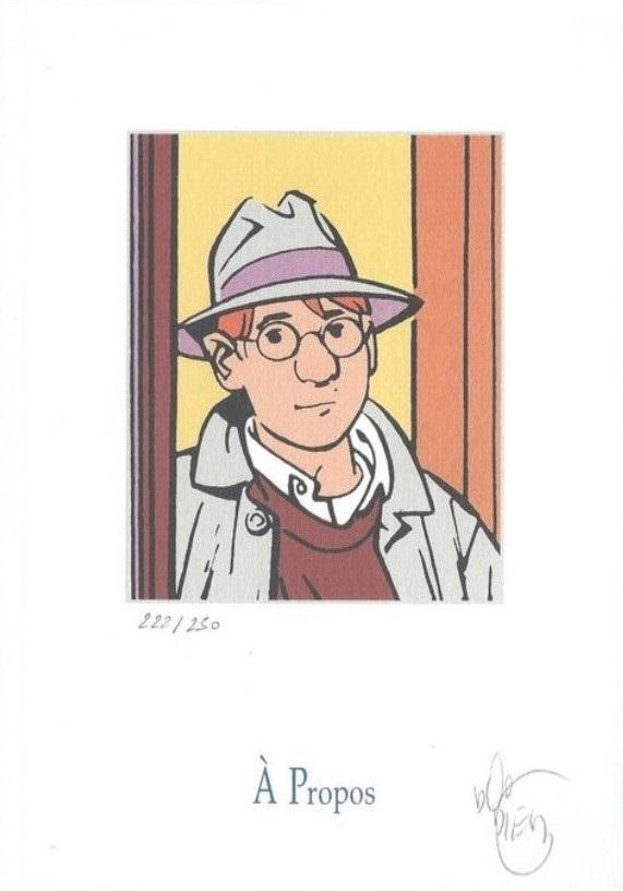 Jérôme K Jérôme Bloche DODIER - Page 2 Dodier14