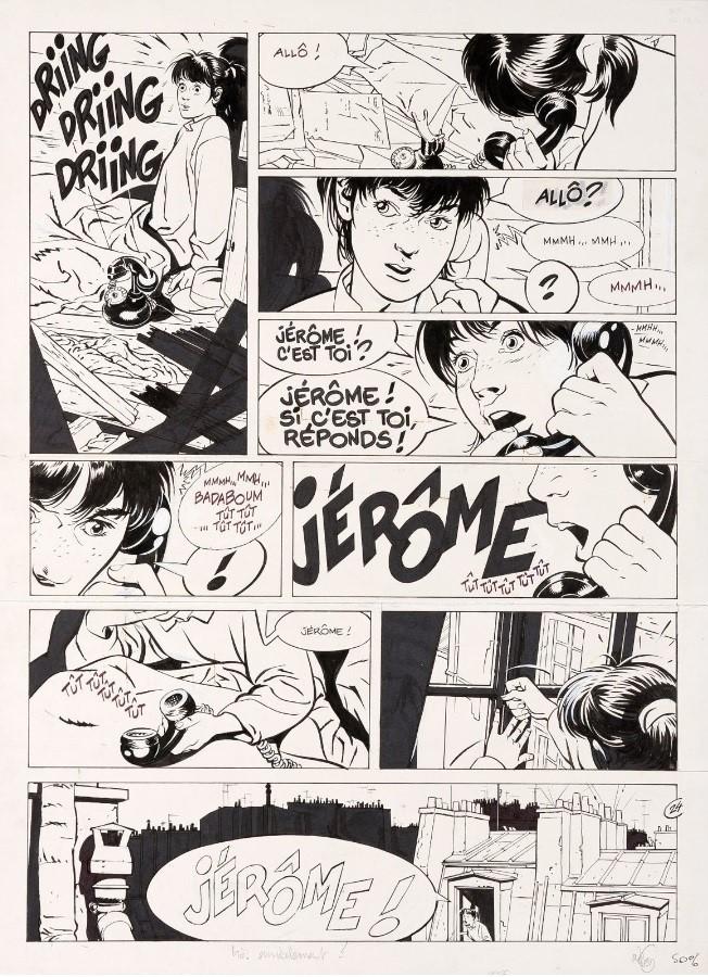 Jérôme K Jérôme Bloche DODIER - Page 2 Dodier17