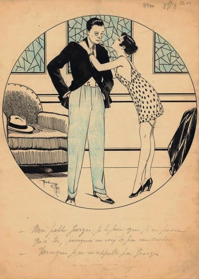 René Giffey dessinateur d'histoire (s) - Page 5 Giffey12