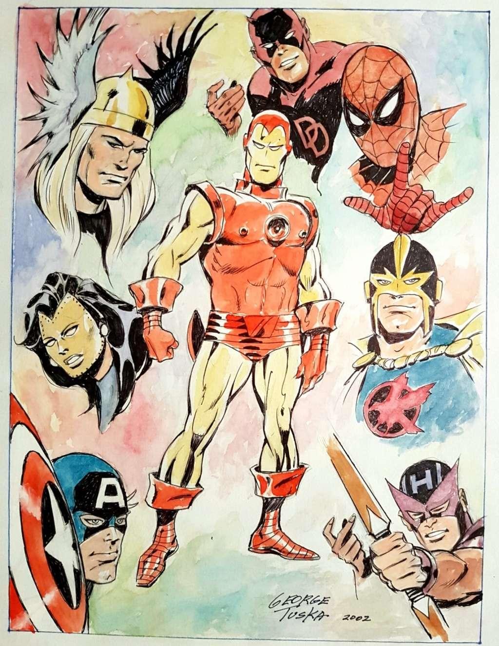 Comic books et super-héros Iron-m10