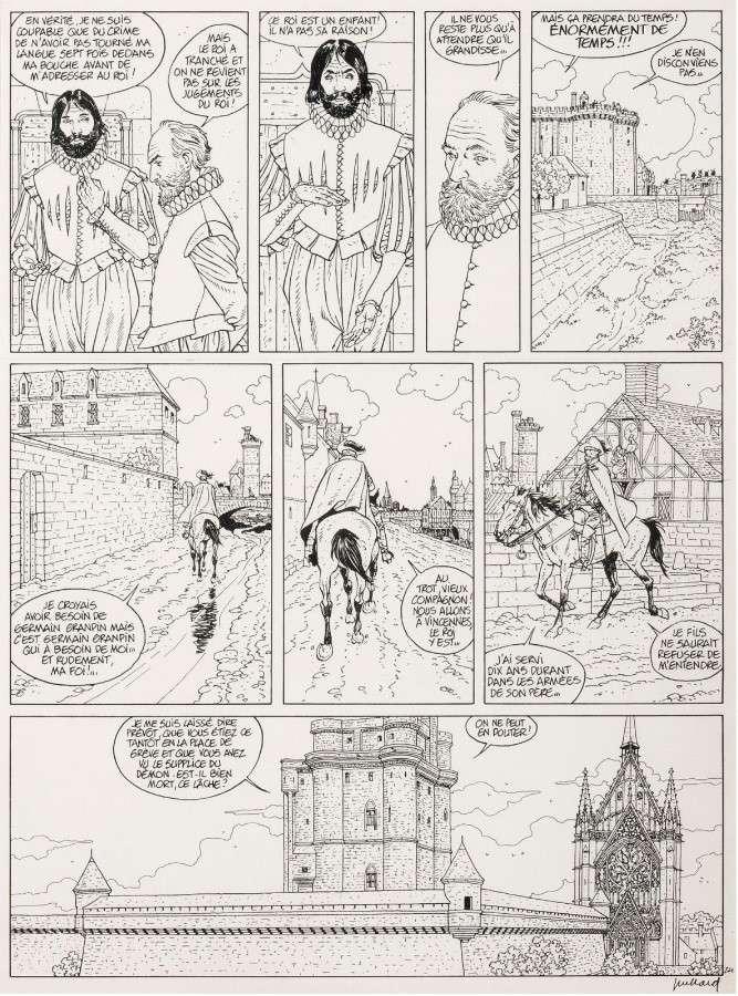 Les sept vies de l'Epervier - Page 3 Juilla27