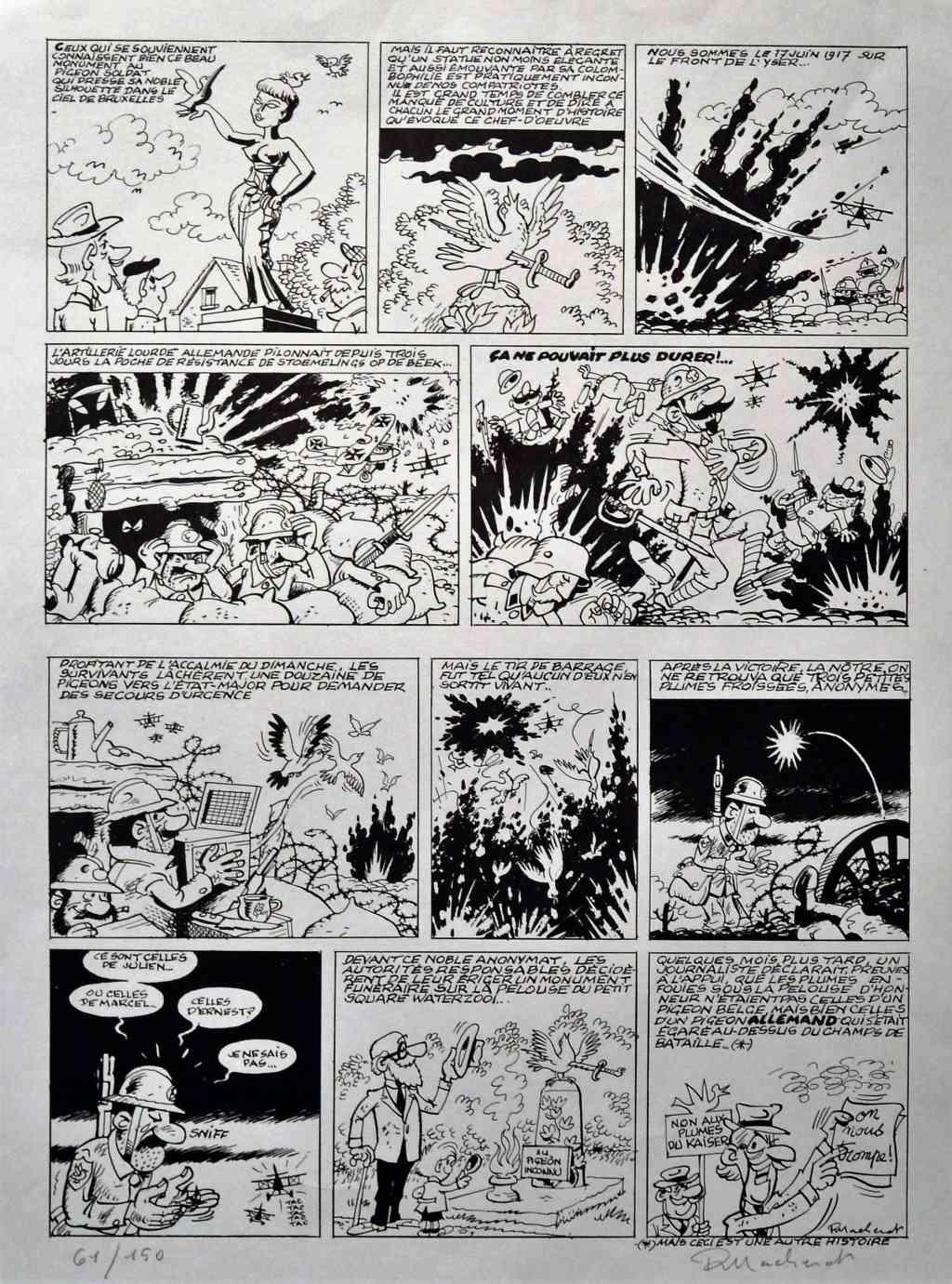 Le cadre merveilleux de Raymond Macherot - Page 14 Macher14