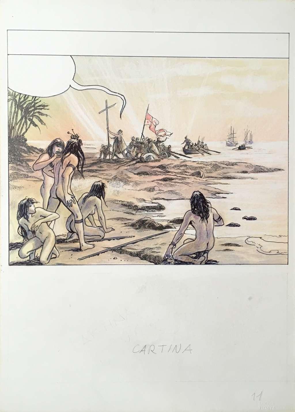 Manara, du côté d'Eros...et d'ailleurs - Page 4 Manara12