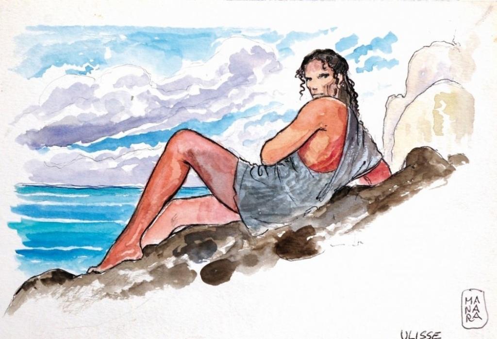 Manara, du côté d'Eros...et d'ailleurs - Page 4 Manara26