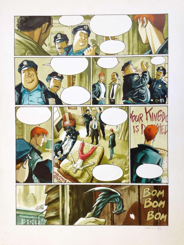 Marini : les autres BD - Page 2 Marini16