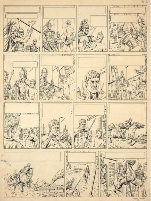 Alix l'intrépide - Page 3 Martin11