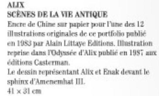 Alix en para-bd( figurines, affiches, pubs etc...) - Page 18 Martin13