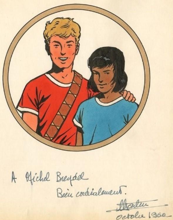 Alix en para-bd( figurines, affiches, pubs etc...) - Page 18 Martin17