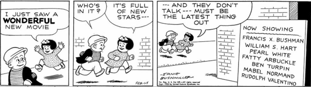 Ernie BUSHMILLER - Page 14 Nancy310
