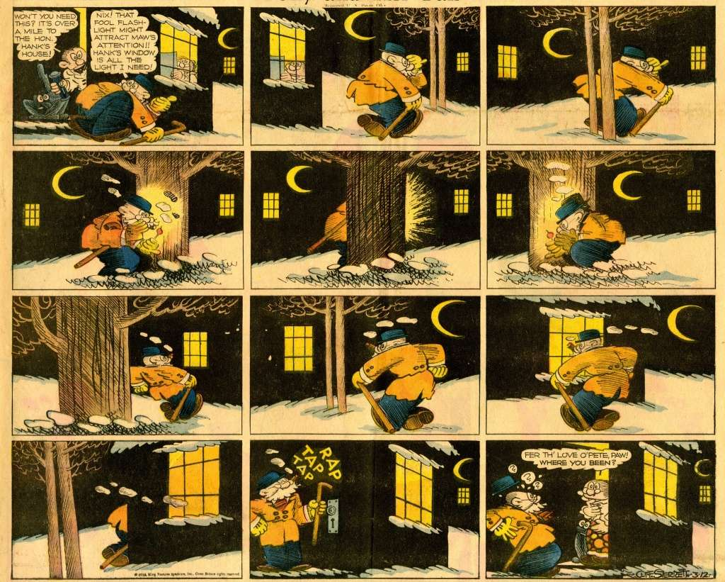 Cliff Sterett, auteur de Polly and her pals - Page 3 Polly_11