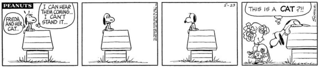 """La saga """"Peanuts"""" - Page 5 Schulz10"""
