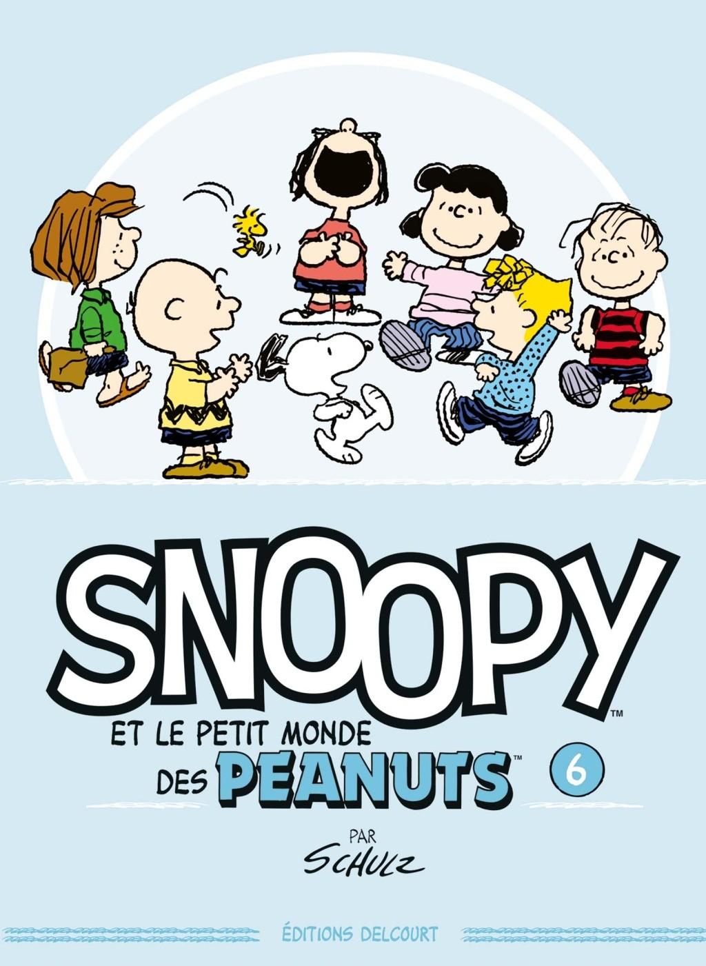 """La saga """"Peanuts"""" - Page 6 Snoopy10"""