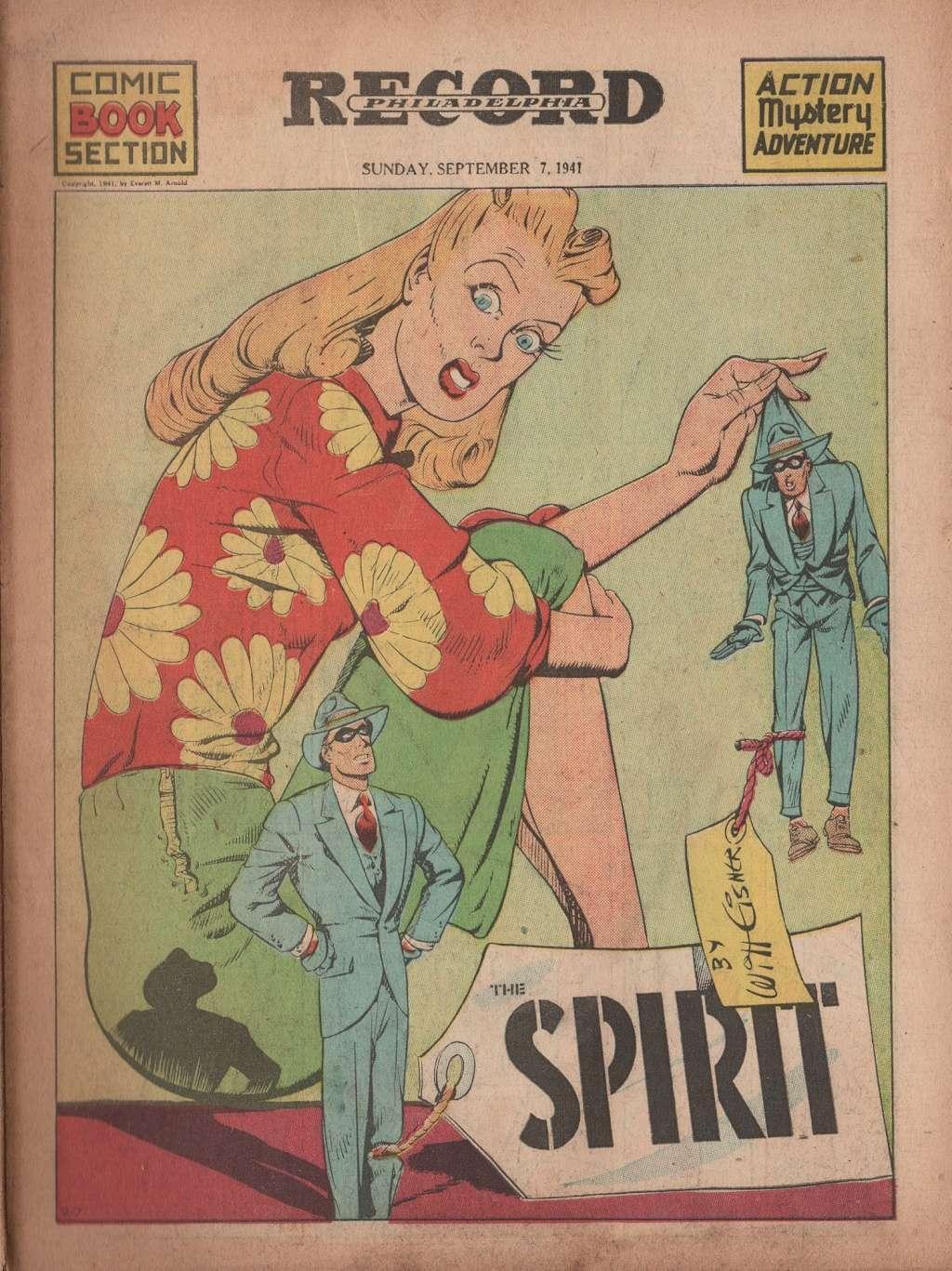 Les récits de Will Eisner - Page 6 Spnew110