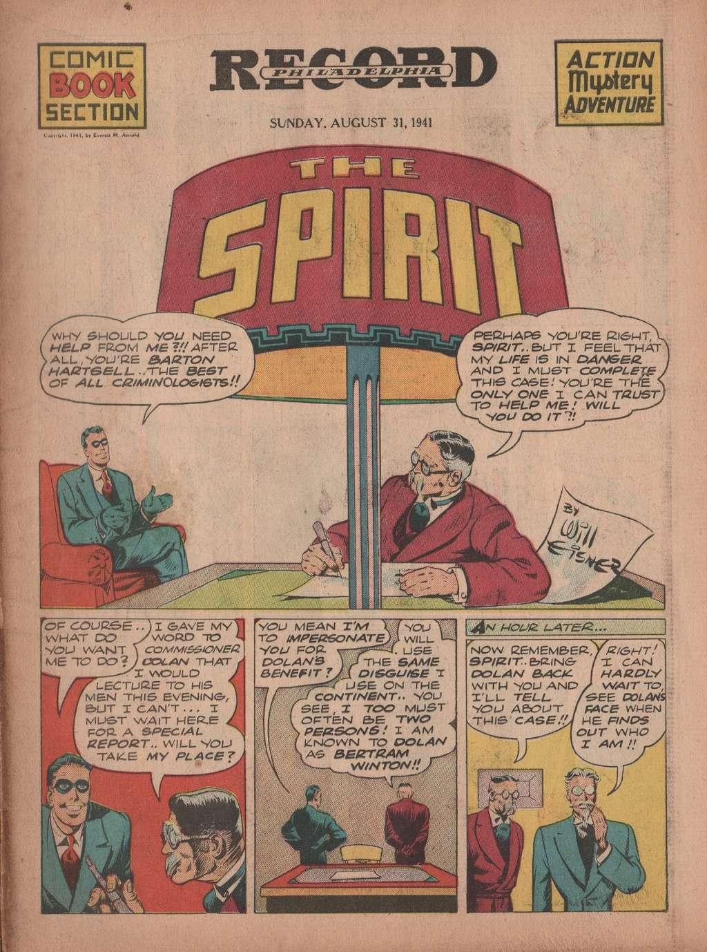 Les récits de Will Eisner - Page 6 Spr110