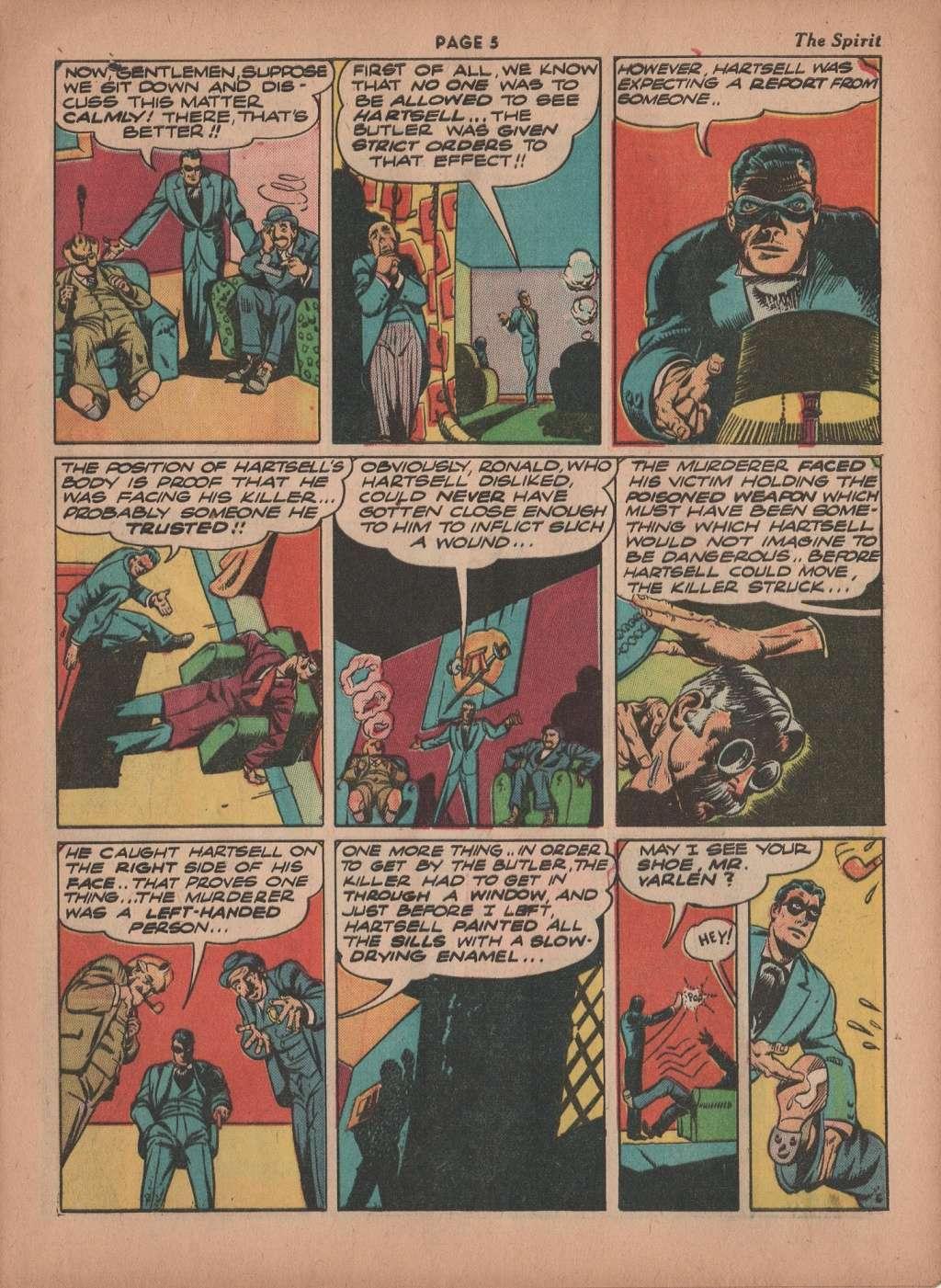 Les récits de Will Eisner - Page 6 Spr510