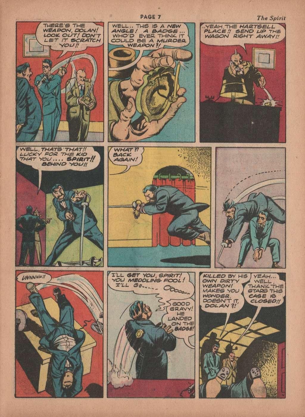 Les récits de Will Eisner - Page 6 Spr710