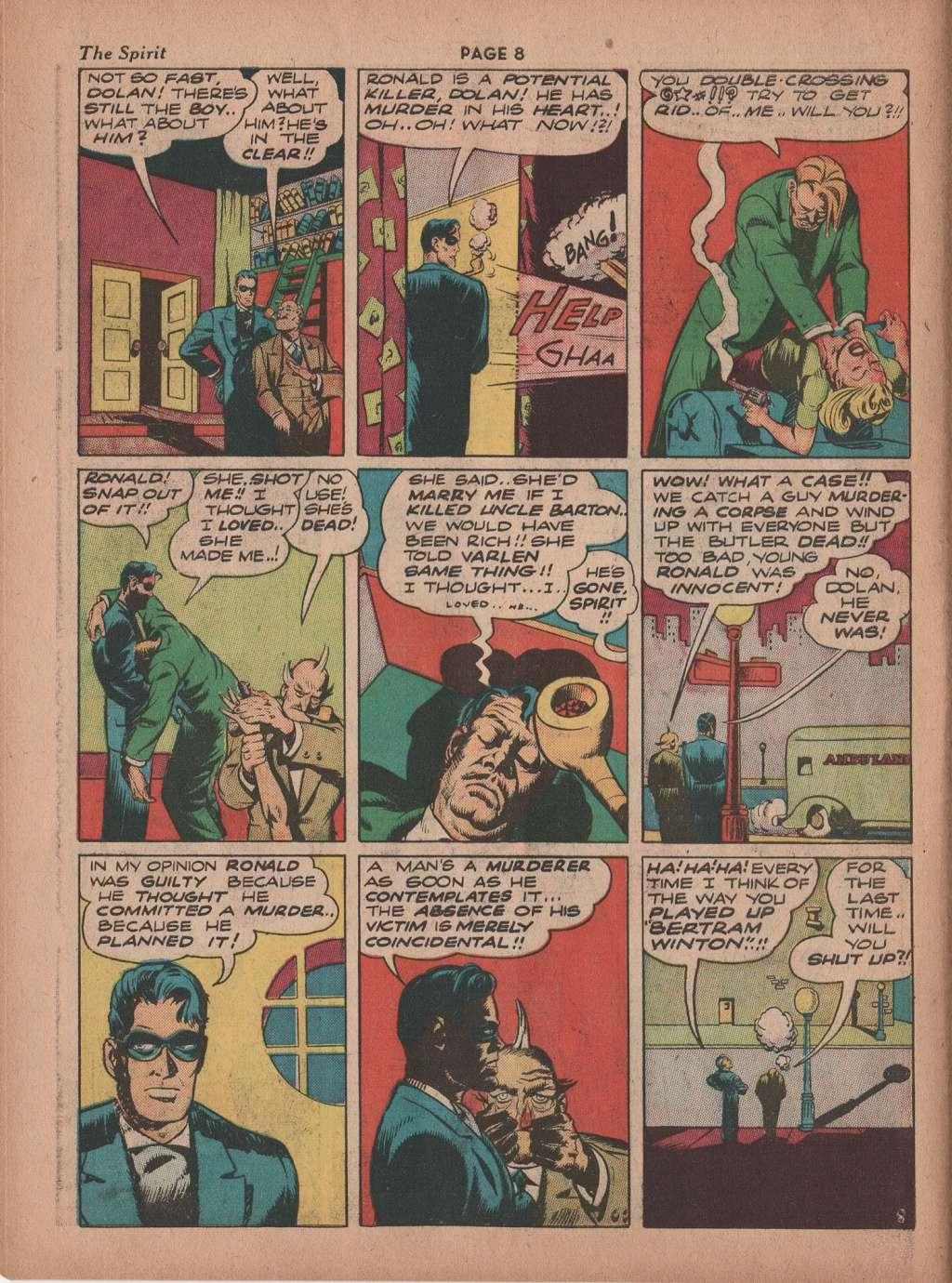 Les récits de Will Eisner - Page 6 Spr810