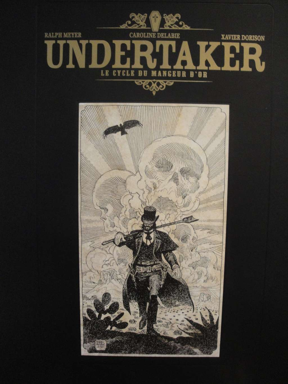 Undertaker : un nouveau western de Ralph Meyer et Xavier Dorison - Page 2 Undert11