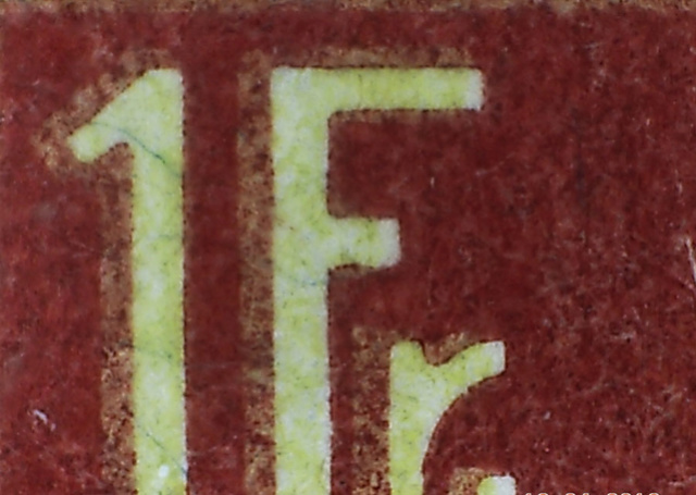 SBK 11y (Mi 11y) BIT - Internationales Arbeitsamt Genf 115_1_11