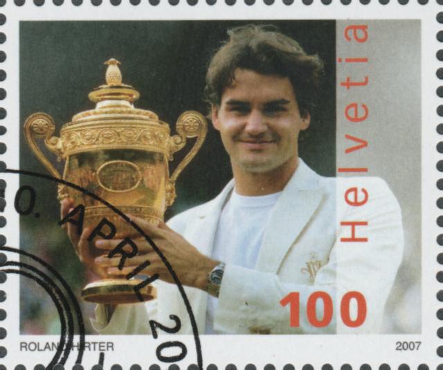 SBK 1229 (Mi. 2006), Roger Federer 1229-211