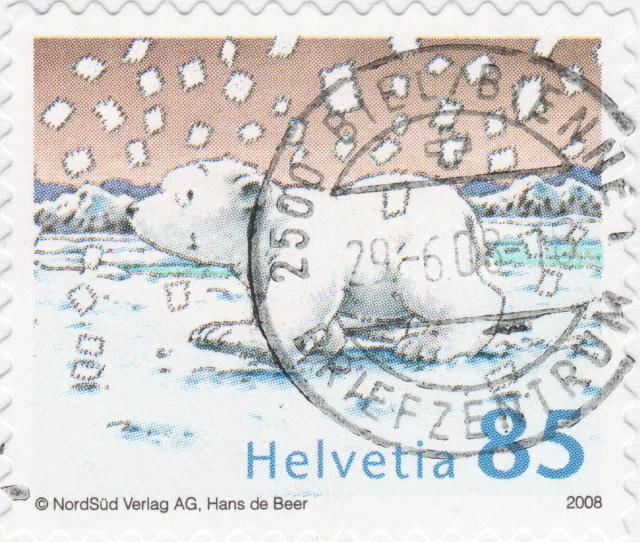 SBK 1262 (Mi. 2050), Der kleine Eisbär 1262ha12
