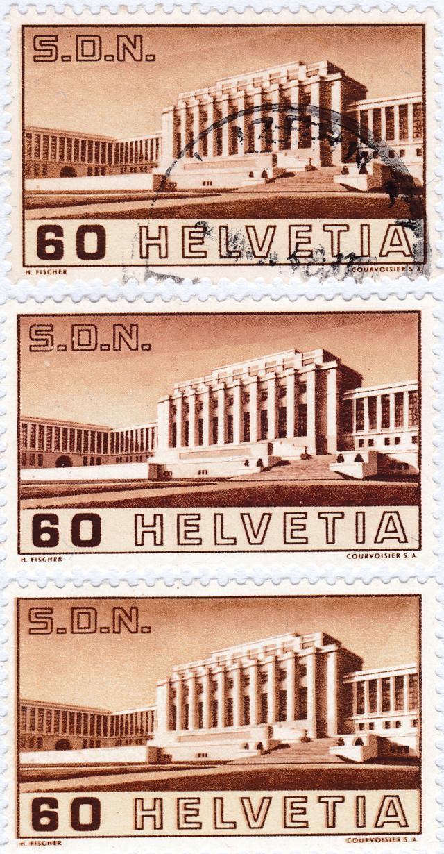 SBK 213 (Mi 323) Völkerbundspalast 213_2_14