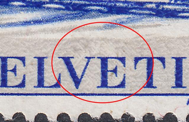 SBK 241 (Mi 358) Stadt Genf 30 Rp. blau 241-3-12