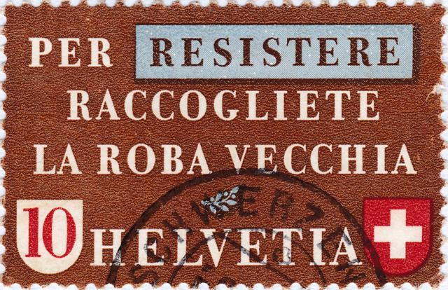 SBK 256, Altstoffverwertung, italienisch 256_1_12