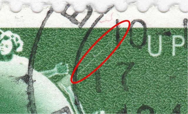 SBK 294 (Mi 522) Weltkugel als Symbol des Weltpostvereins 294_2_11