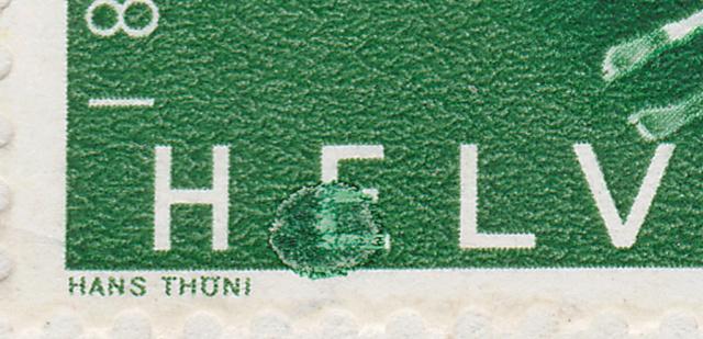 SBK 294 (Mi 522) Weltkugel als Symbol des Weltpostvereins 294_2a10