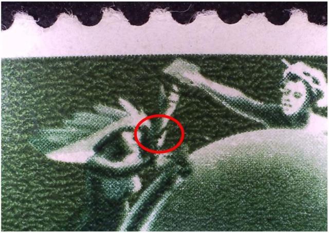 SBK 294, Weltkugel als Symbol des Weltpostvereins 294a10