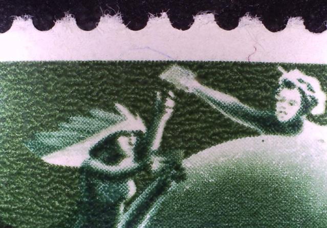 SBK 294 (Mi 522) Weltkugel als Symbol des Weltpostvereins 294b10