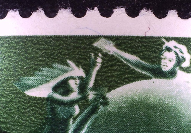 SBK 294, Weltkugel als Symbol des Weltpostvereins 294b10