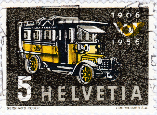SBK 324, Erstes Postauto 324_1_10