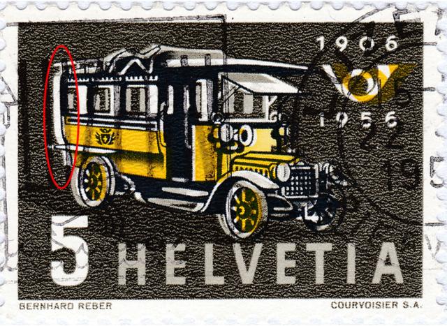 SBK 324, Erstes Postauto 324_1_12
